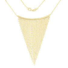 Collier Halskette in 375 Gold Gelbgold 9 kt
