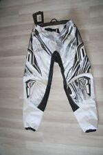 Original Pantalon BMX SHOT RACE GEAR  contact MAORI  noir blanc taille 28  neuf