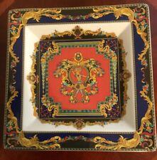 Rosenthal Versace Le Roi Soleil Ash tray plate