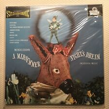 ORG AUDIOPHILE LP A MIDSUMMER NIGHTS DREAM SEALED AND MINT 45 RPM