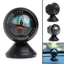 Car Angle Vehicle Inclinometer Slope Level Meter Finder Gradient Balancer Gauge
