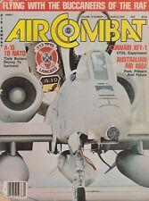 Air Combat Magazine (Mar 1978) (Convair XFY-1, Buccaneer Flight, A-10 in Europe)