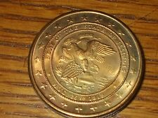 "Nice ! Large 1-1/2""  1818 - 1968 Illinois Sesquicentennial Token coin  #388"