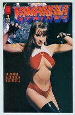 Vampirella Strikes #1 October 1995 VF/NM Scarce newsstand variant