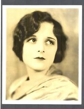 BEAUTIFUL EARLY MARY ASTOR PORTRAIT FOR FIRST NATIONAL - STAR OF MALTESE FALCON