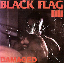 BLACK FLAG (PUNK) - DAMAGED (NEW CD)