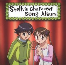 Stellvia Character Song Album 14 track 2003 soundtrack cd NEW!