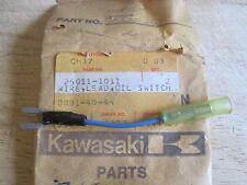 KAWASAKI NOS OIL LIGHT SWITCH WIRE Z650 KZ650          26011-1011
