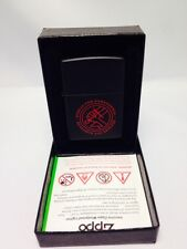 HELLBOY BPRD EXCLUSIVE SDCC ZIPPO - Limited to 500 units B.P.R.D. BRAND NEW