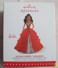 Hallmark 2015 Holiday Barbie Ornament