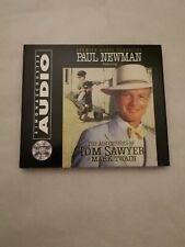 Paul Newman The adventures of Tom Sawyer audio cd