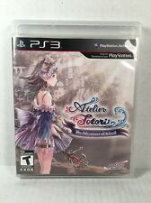 Atelier Totori: The Adventurer of Arland (Sony PlayStation 3, 2011) CIB LN Cond.