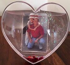 Heart Photo Snowglobe - New