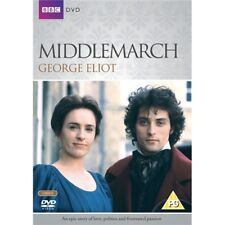 Middlemarch (George Eliot BBC TV Series) New 2xDVD R4