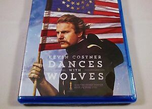 Dances with Wolves Blu-ray, NO DIGITAL HD ULTRAVIOLET COPY Kevin Costner