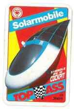 Einzelkarte Ass Quartett Solarmobile 3040/6  ////  Deckblatt
