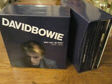 CD Box Set David Bowie Who Can I Be Now? Mint Condition