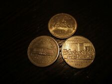 1969 1973 Prince Edward Island and 1982 Constitution Canada Dollars