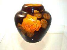 Ohio Area Art Pottery - #9614 Standard Glaze vase