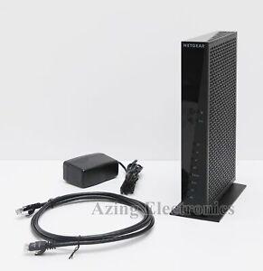 NETGEAR AC1750 C6300v2 Wi-Fi DOCSIS 3.0 Cable Modem Router