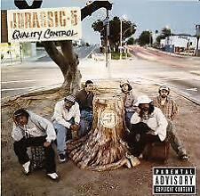 JURASSIC 5 - QUALITY CONTROL 2 CD NEW (Album & instrumentals) limited edition