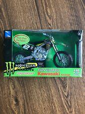 Newray Ryan Villopoto Monster Energy Pro Circuit Kawasaki KX250F 2008