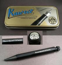 Kaweco Mini Special Druckleistift ALU in schwarz 2,0mm Mine  #
