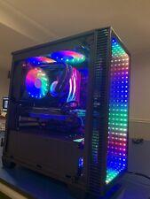 RYZEN 7 3700X GTX 1080 Ti Custom Built Gaming Computer/PC 32GB RAM+512GB SSD+2TB