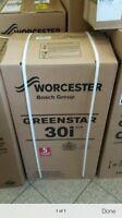 worcester bosch 30 i ERP   boilers  Brand New 5 Year Warranty
