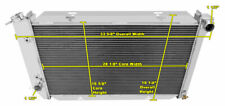 "1972 1973 - 1976 Ford Torino 3 Row DR Radiator ( 17-5/8"" x 28"" Wide Core )"