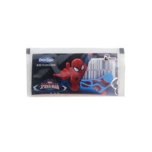 DenTek Ultimate Spider-Man Kid Flossers 100 Packs