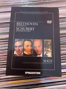 invito alla classica deagostini dvd N°22 beethoven schubert