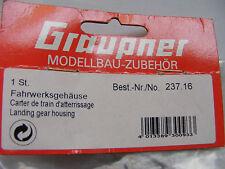 Graupner tren de aterrizaje, número de parte 237.16