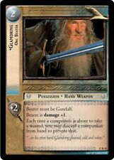 LOTR TCG Glamdring Orc Beater 17R18 Rise of Saruman ROS Lord of the Rings VF