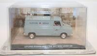 Fabbri 1/43 Scale Diecast - Leyland Sherpa Van - The Spy Who Loved Me
