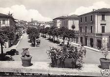 Jesi-Viale Trieste visto dalla Stazione Ferroviaria-f.g.