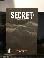 Secret (2012 Image) comic books #3