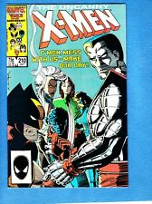 Uncanny X-men #210,211,VF/NM 9.0 AVG,1986,Mutant Massacre begins,$38 OGV