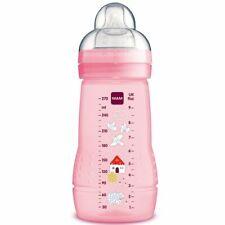 1 x EcoViking 180 ml Babyflasche Glasbabyflasche Silikonhülle Silikon-Nippel NEU