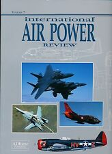 International Air Power Review Vol.7 softback ( F-15, OV-1 Mohawk, G-91) - New