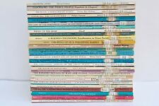 Case Studies In Cultural Anthropology by Various Authors, Lot of 28 Books