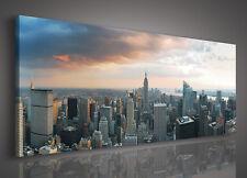 LEINWANDBILD WANDBILD BILDER WANDBILDER CANVAS NEW YORK STADT BLICK  3FX155O3