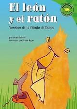 El leon y el raton: Versión de la fábula de Esopo (Read-it! Readers en Español: