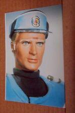 Postcard Captain Scarlet & The mysterons Captain Blue unposted