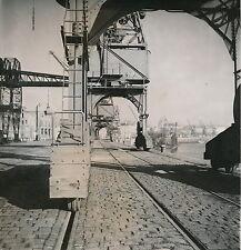NANTES SAINT-NAZAIRE c. 1950 - Le Port Les Portiques Loire Atlantique - DIV 5110