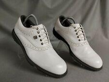 New listing Footjoy hydrolite 2.0 Mens White Golf Shoes Size Uk 7.5 Eu 41