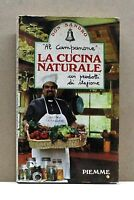 LA CUCINA NATURALE - Don Sandro [Libro, Piemme editore]