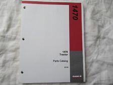 Case Caseih 1470 Tractor Parts Catalog Book Manual