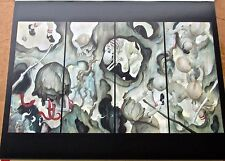 James Jean HIDE Children's Oldest Game Unsigned Offset Lithograph 15 1/2x12