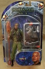 Stargate SG-1 Teal'C by Diamond Select Toys series 2 action figure Unopened